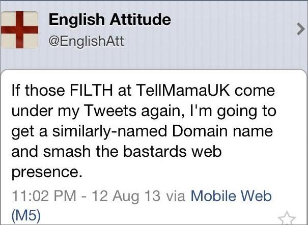 Threat Against MAMA @EnglishAtt