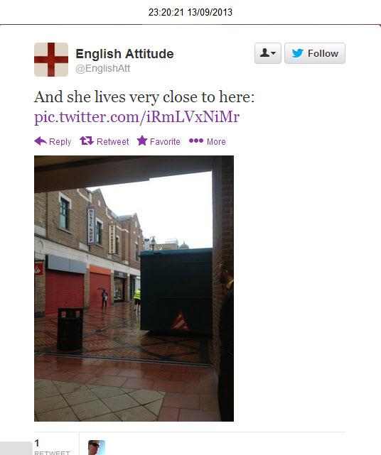 Location of Victim @English Att