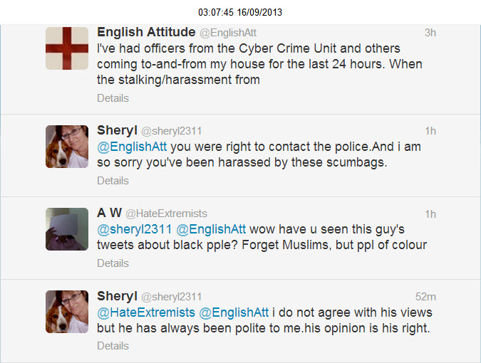 'EnglishAtt' on Twitter – Playing the Victim Does Not Reflect Your Actions!