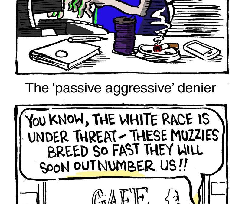 Meet the Categories of Anti-Muslim Hate Deniers