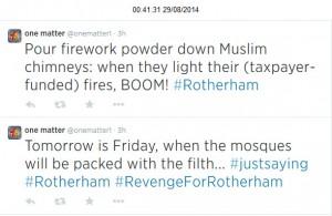 Rotherham threats 4