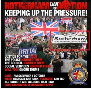 Britain First Rotherham