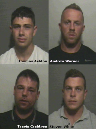 Jailed for Pig's Head Attack on Blackpool Mosque