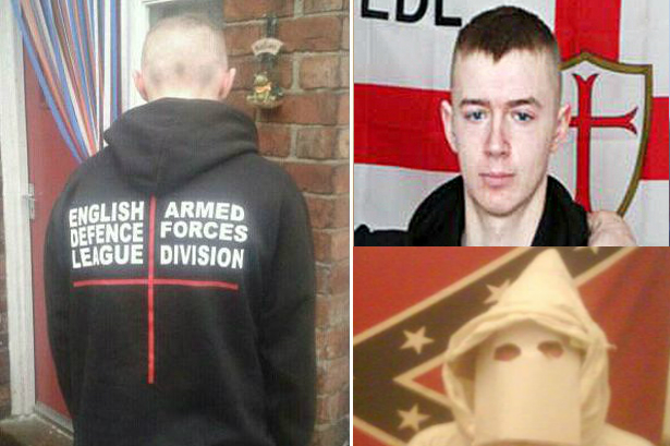 Ryan McGee, a History of Hate with Weapons, But Not Classed a Terrorist