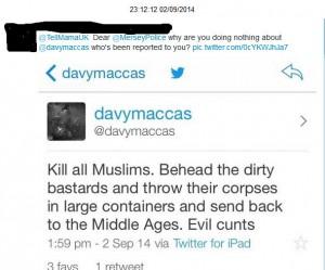 Davy Maccas 3 amen