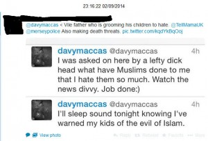 Davy Maccas 5 amen