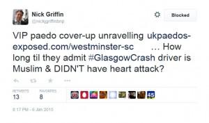 Nick Griffin - Glasgow
