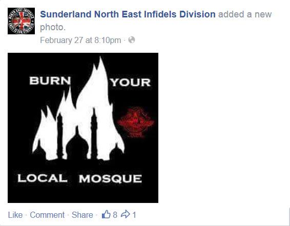 Sunderland North West Infidels
