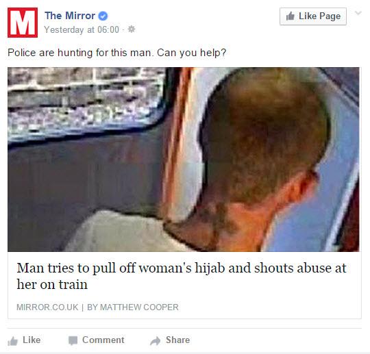 Mirror article