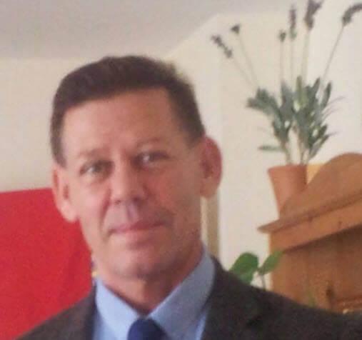 Mark Douglas Morgan