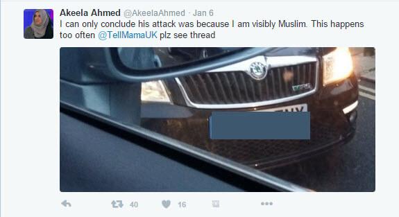 Akeela Ahmed - man being abusive 2