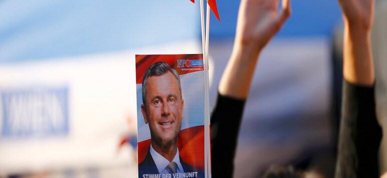 Austrian presidential run-off including far-right on knife-edge