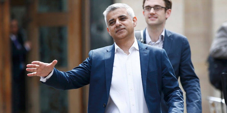 Linking Sadiq to Extremism is the 'Rough and Tumble' of Politics Says Michael Fallon
