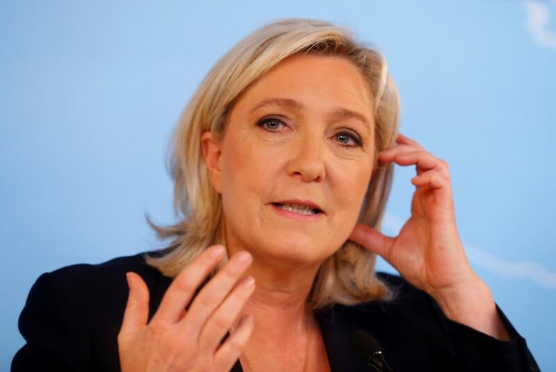 We Don't Need the Congratulations of Far Right Groups like Marine Le Pen's