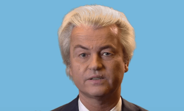 How Geert Wilders turned his hate speech conviction into an election pitch