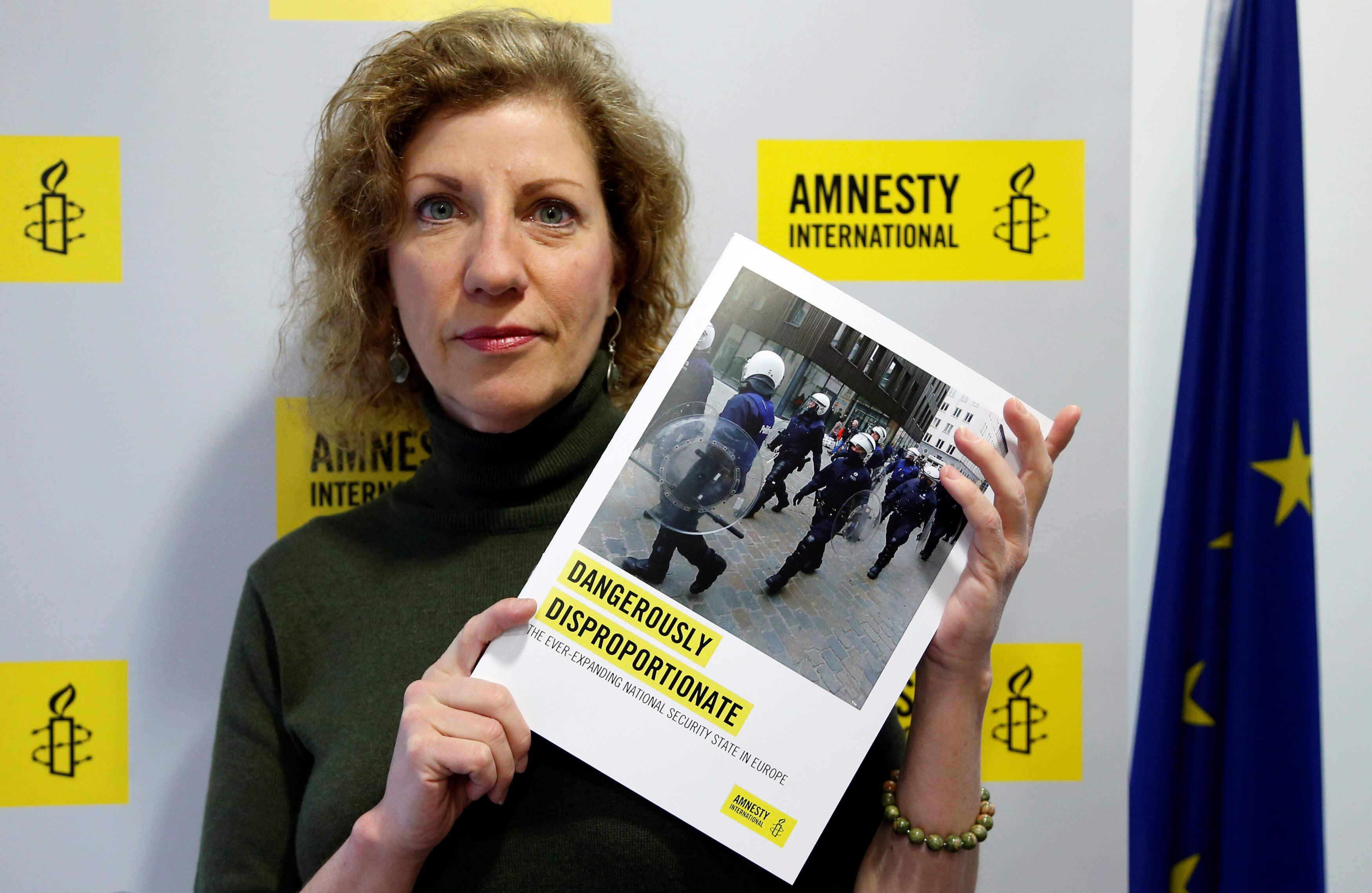 'Draconian' EU security laws target Muslims – Amnesty International