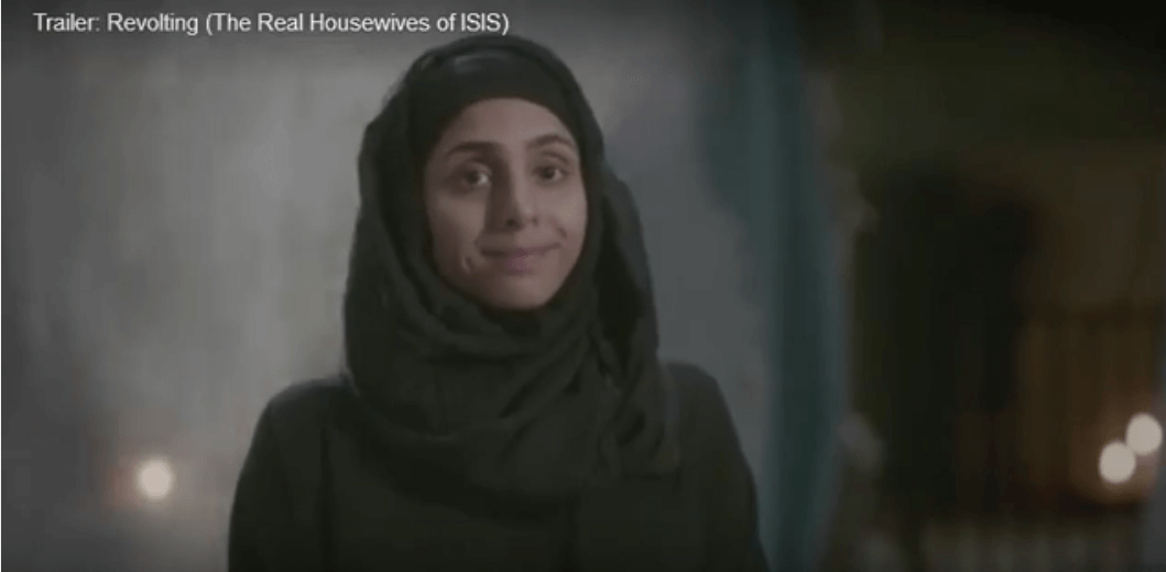 'Meet the Real Housewives of ISIS' Splits Opinions