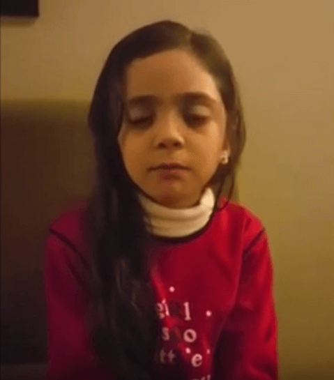 """Syrian """"Twitter girl"""" asks Donald Trump if he's ever gone hungry"""