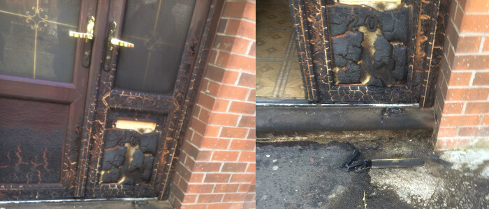 Arsonists target Oldham Islamic Centre hours after Manchester terror attack