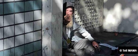 Man threatens to 'lynch' Muslim woman in niqab