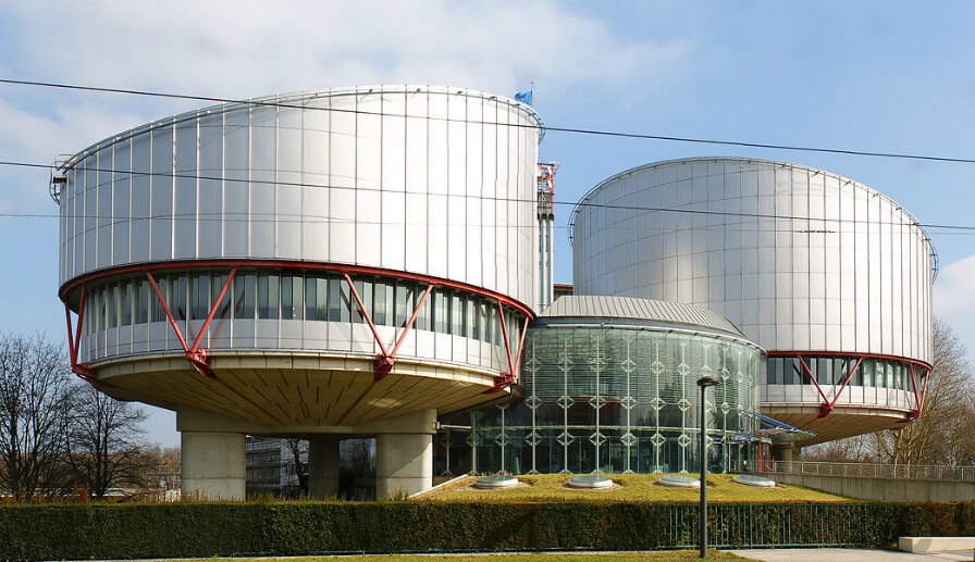What did the ECHR judgment on disparaging the Prophet Muhammad say?