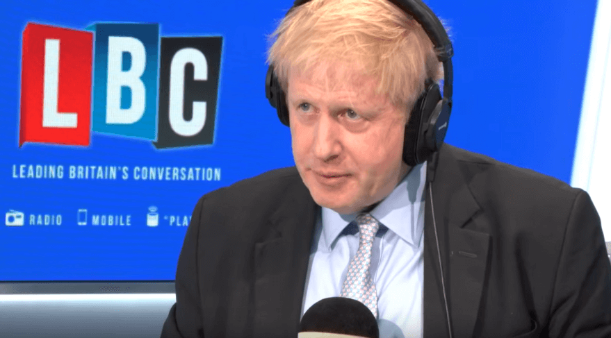 Boris Johnson admits he would repeat comments about niqab-wearing Muslim women
