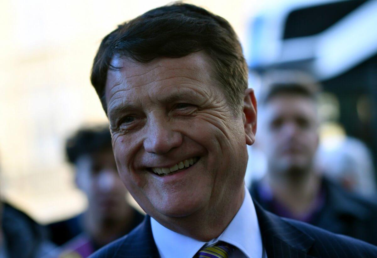 Batten Defends Belief of 'Islam as a Death Cult' and Defends Candidate's Rape Tweet to Jess Phillips as Satire