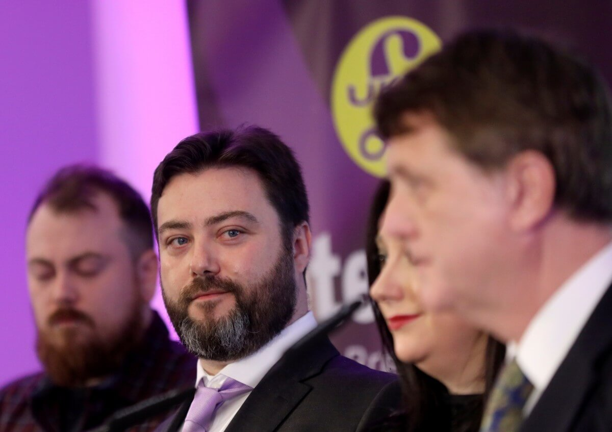 UKIP's Controversial Candidates Cause Chaotic Scenes