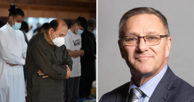 Tory MP slammed for blaming Muslims and BAME people for coronavirus surge