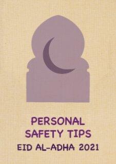 Tell MAMA EidAlAdha Personal Safety Tips 2021