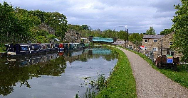"""""""It was one of the worst days of my life,"""" Muslim man assaulted, robbed along Leeds and Liverpool Canal"""
